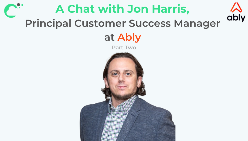 A Chat with Jon Harris: Part Two