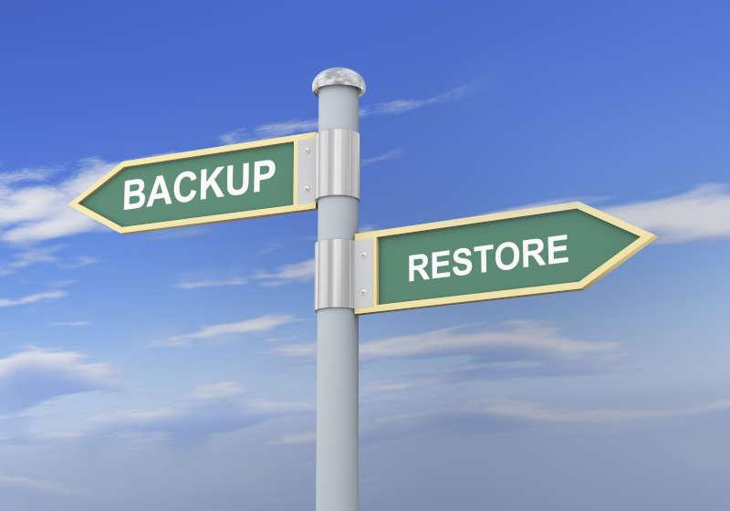 Backup en Restore