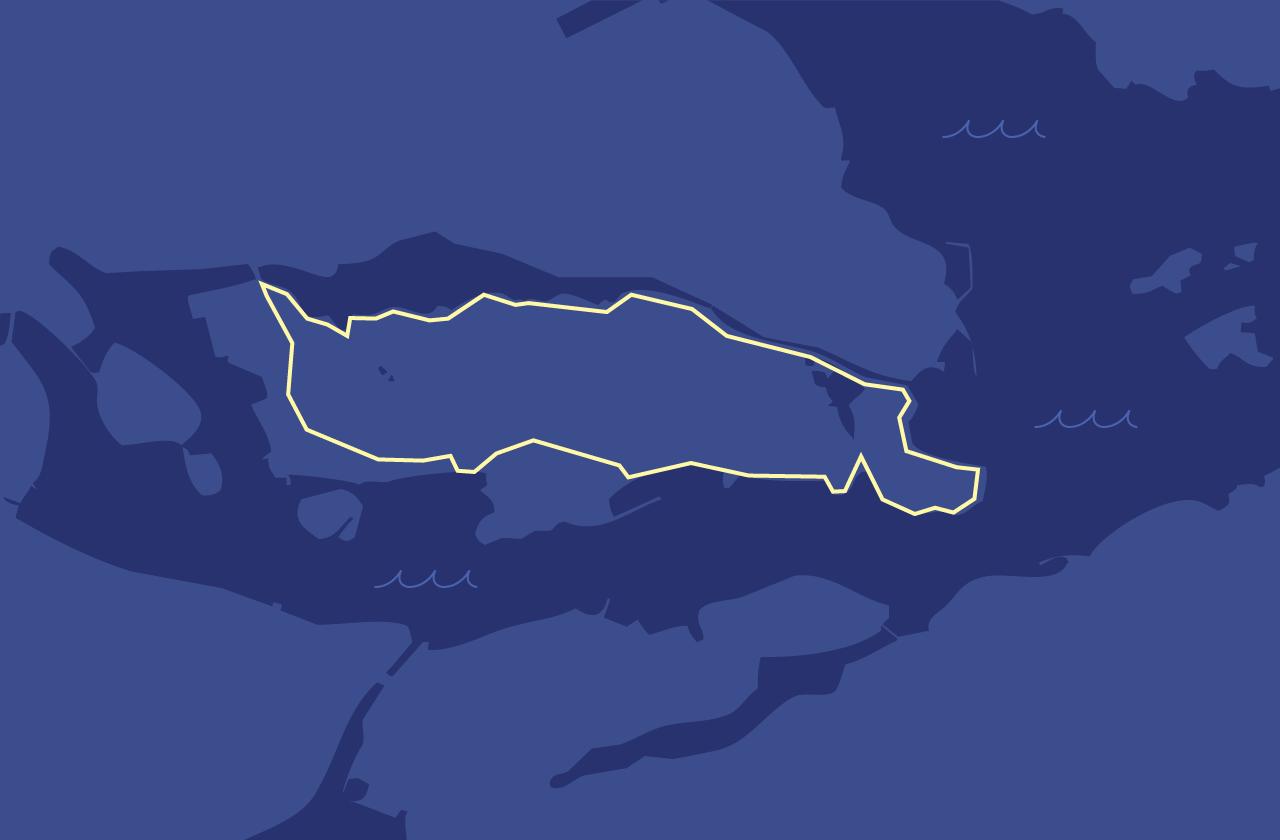Djurgården map