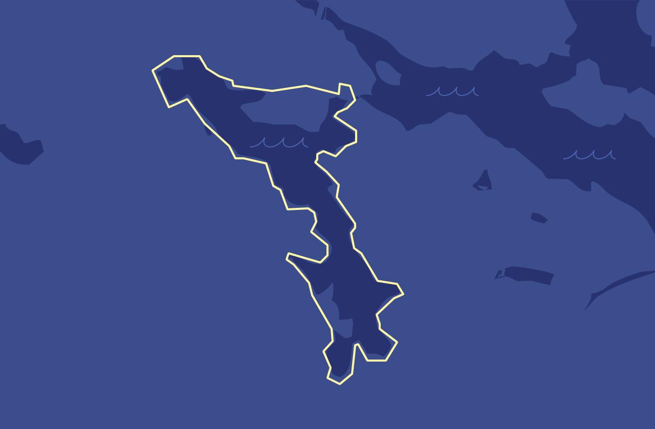 Brunnsviken map