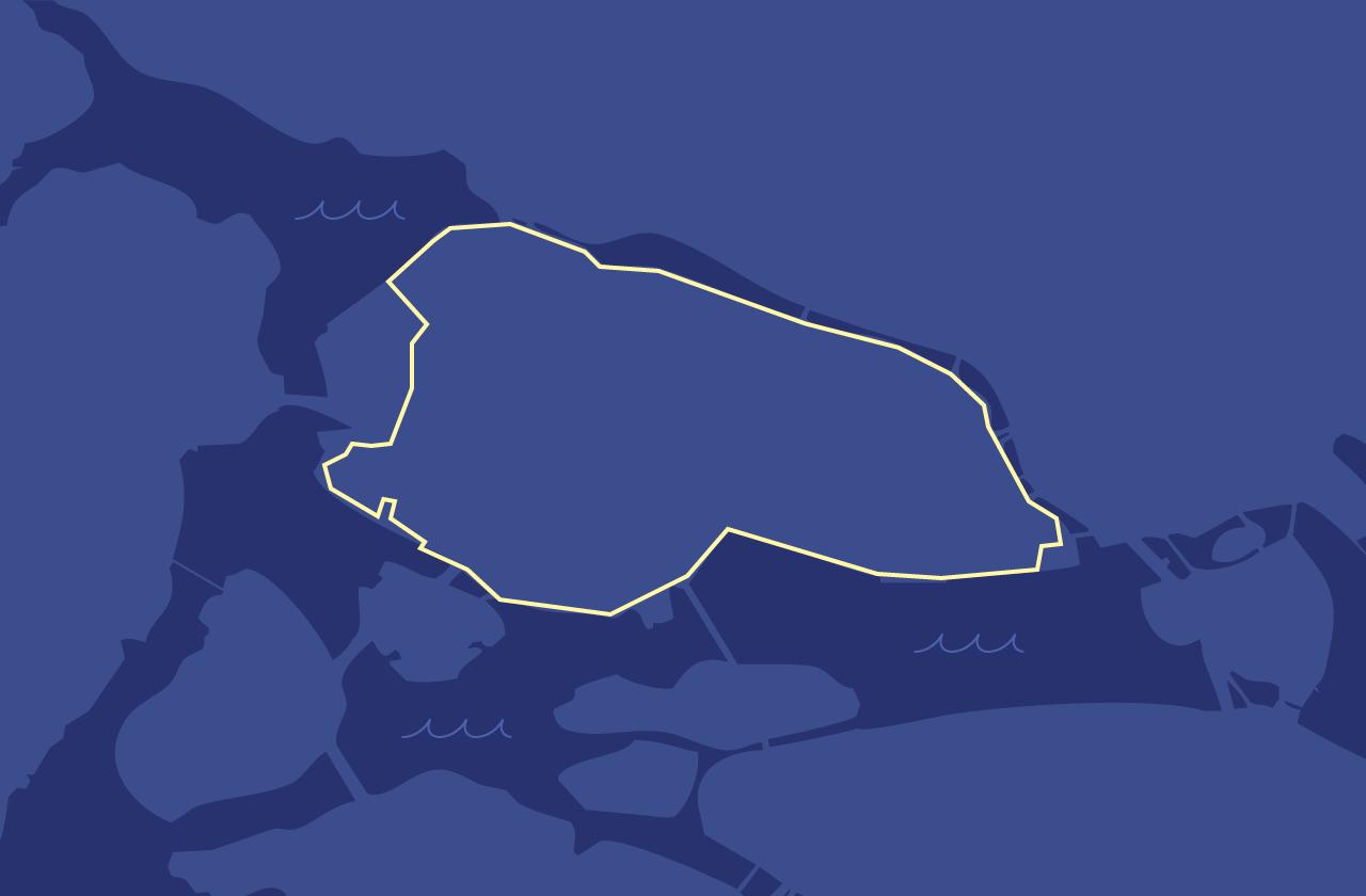 Kungsholmen map