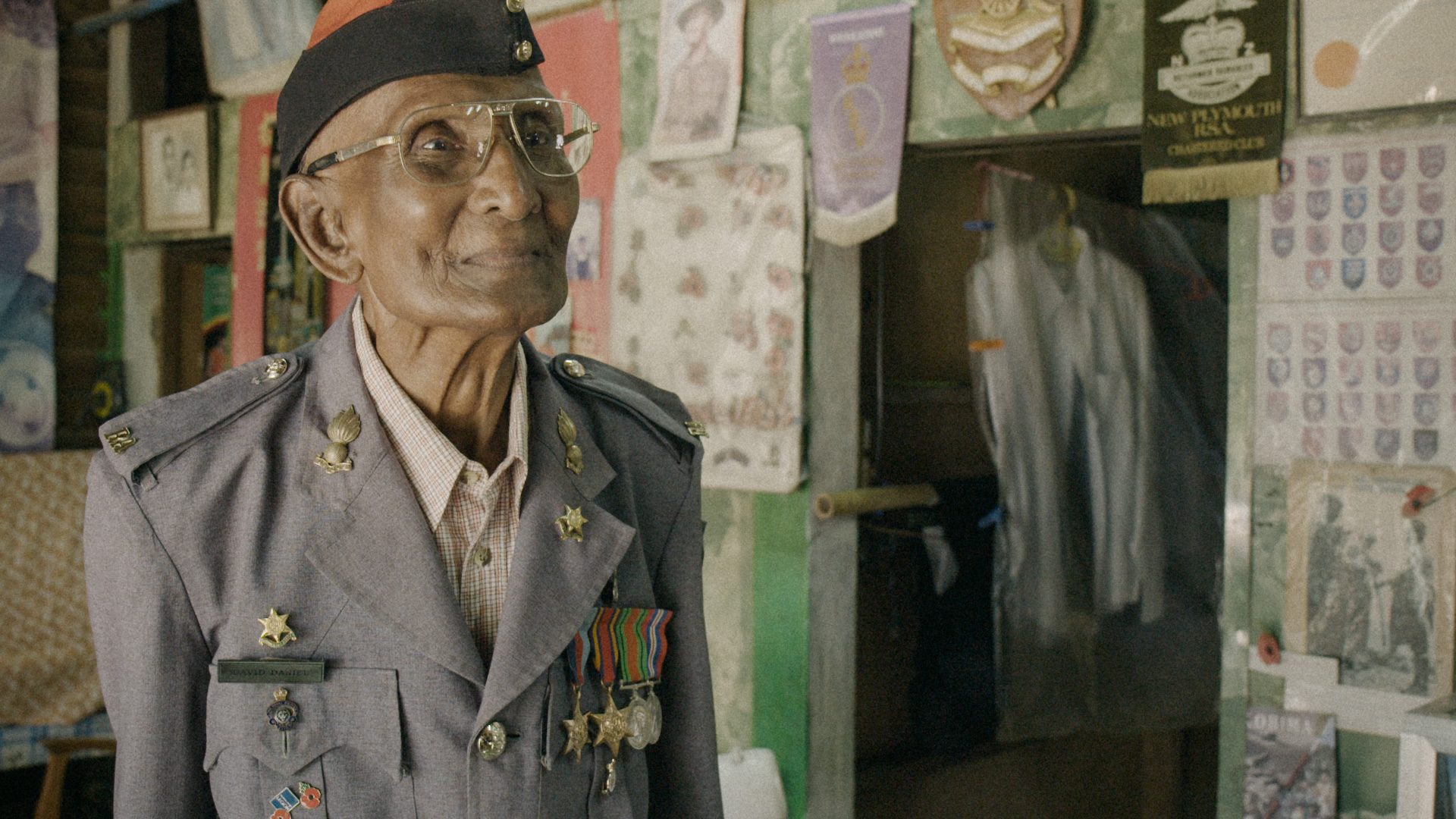 Forgotten Allies: The Search for Burma's Lost Heroes