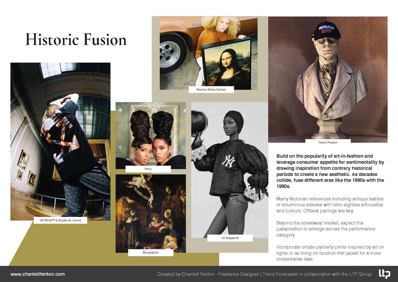 Historic Fusion Trend Board, image source   www.chantellfenton.com