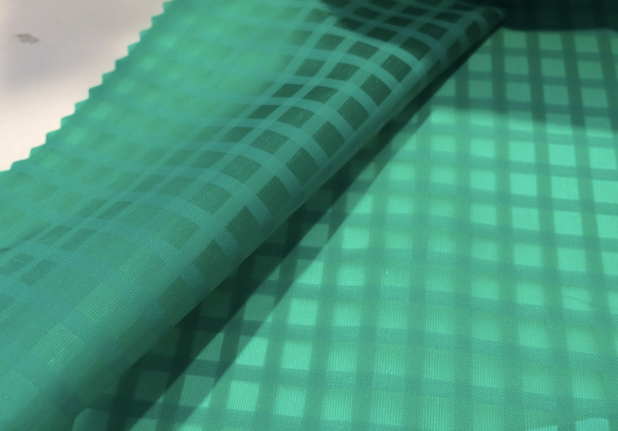Schoeller Textil AG 90% PA and 10% Silicone © Anne Prahl