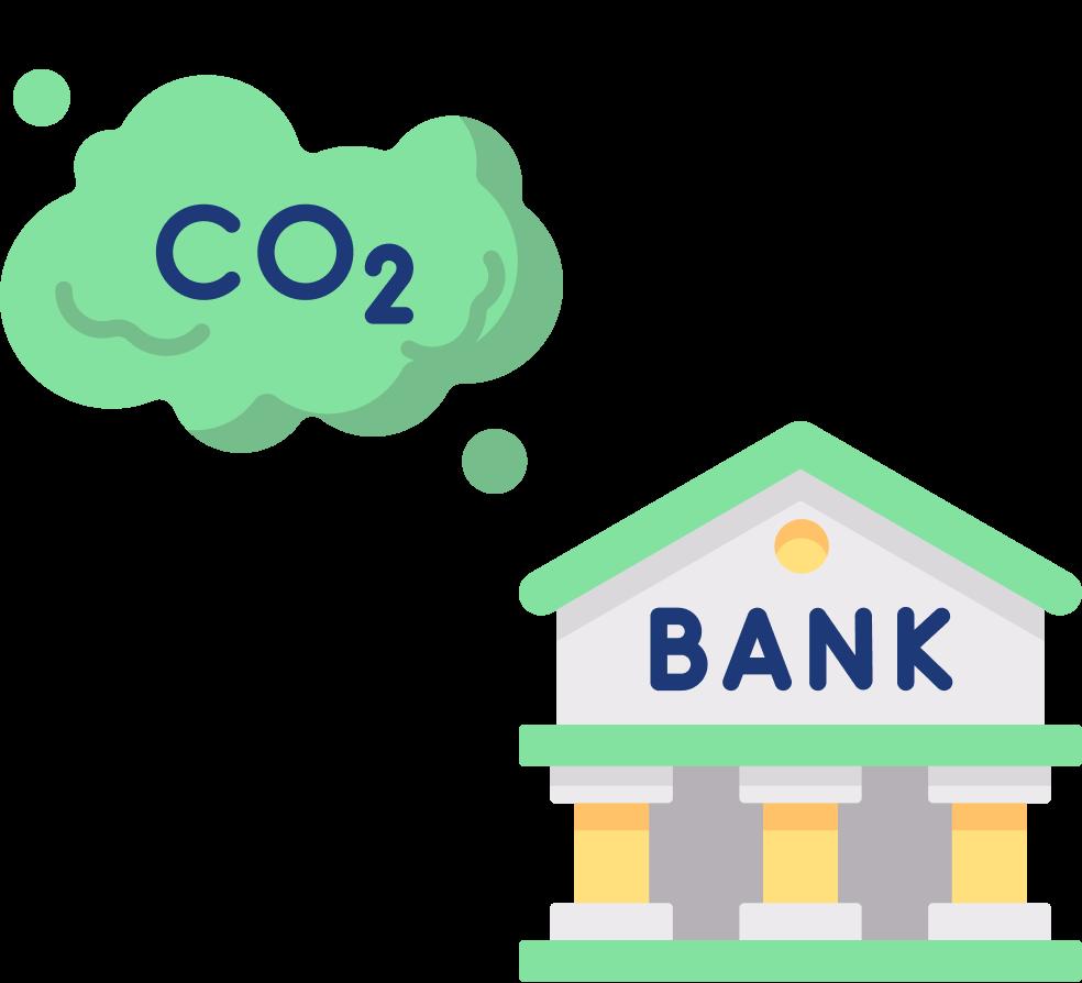 banque co2 earthAPI dunia