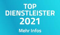 Top Dienstleister 2021