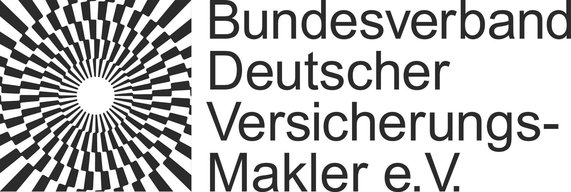 Bundesverband Deutscher Versicherugsmakler e.V. Logo