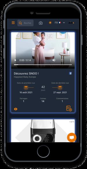 Application adspy, trouve les annonces facebooks sur ton mobile