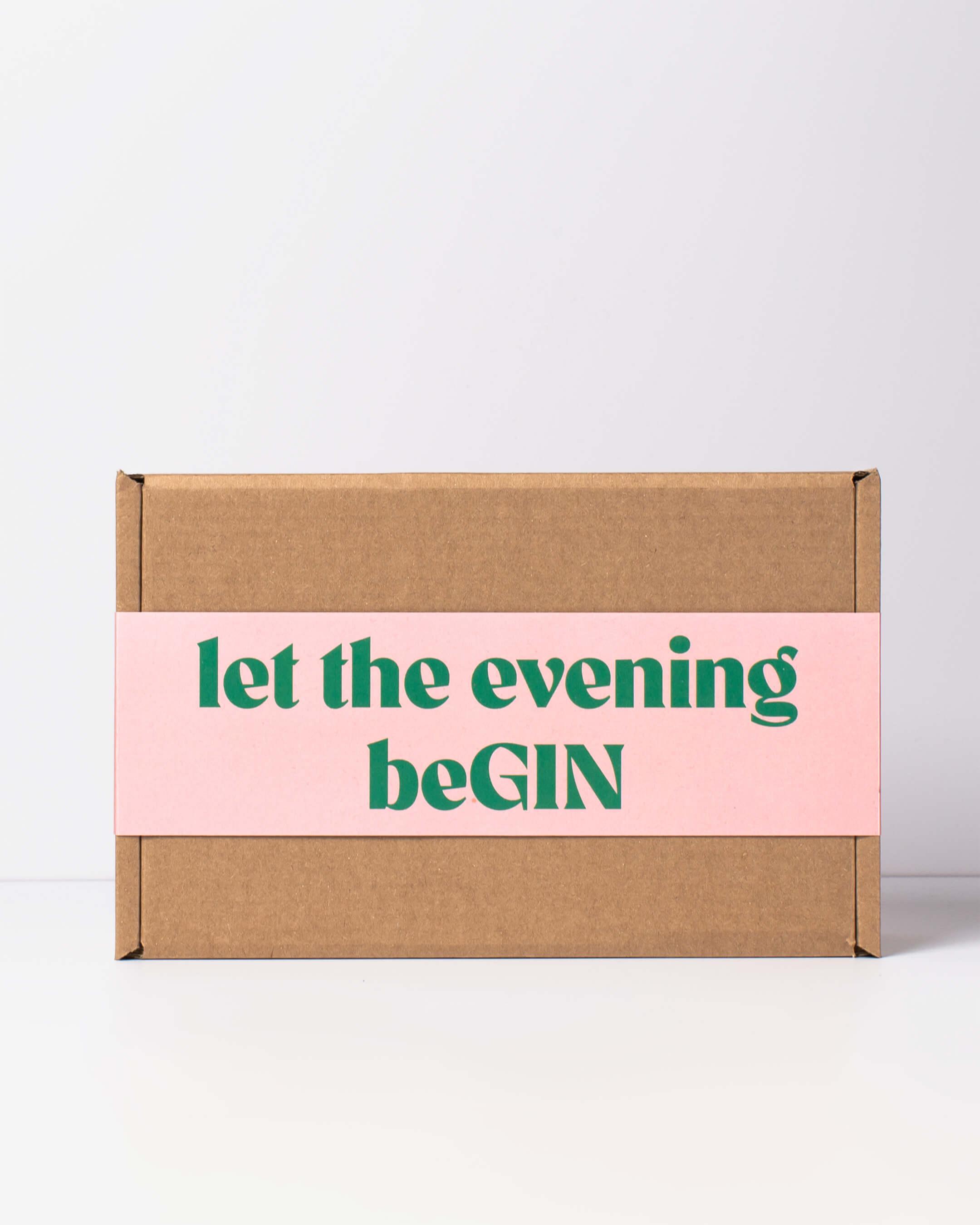 ta. spirit & mixer box packaging