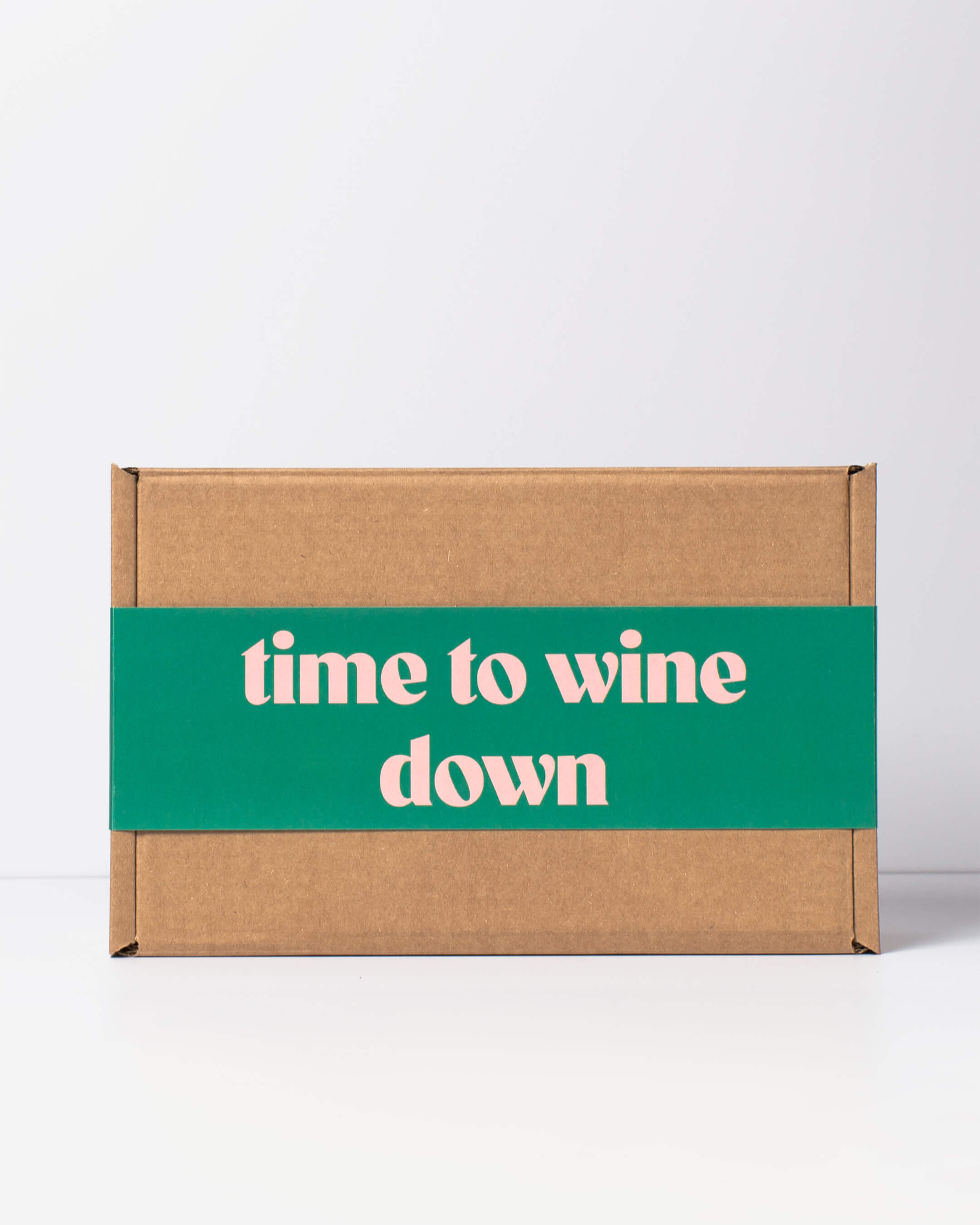 ta. wine box packaging