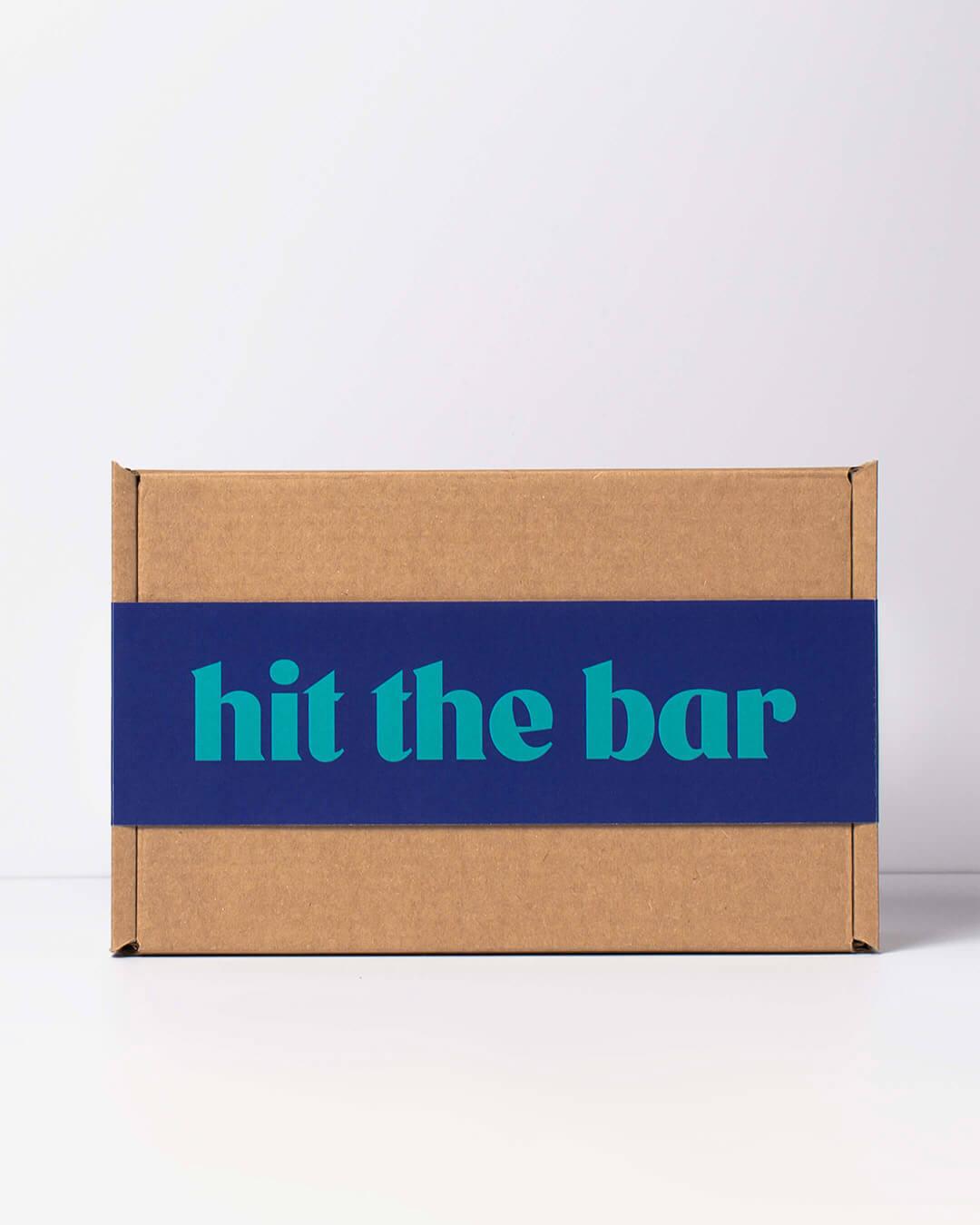 ta. craft beer box packaging