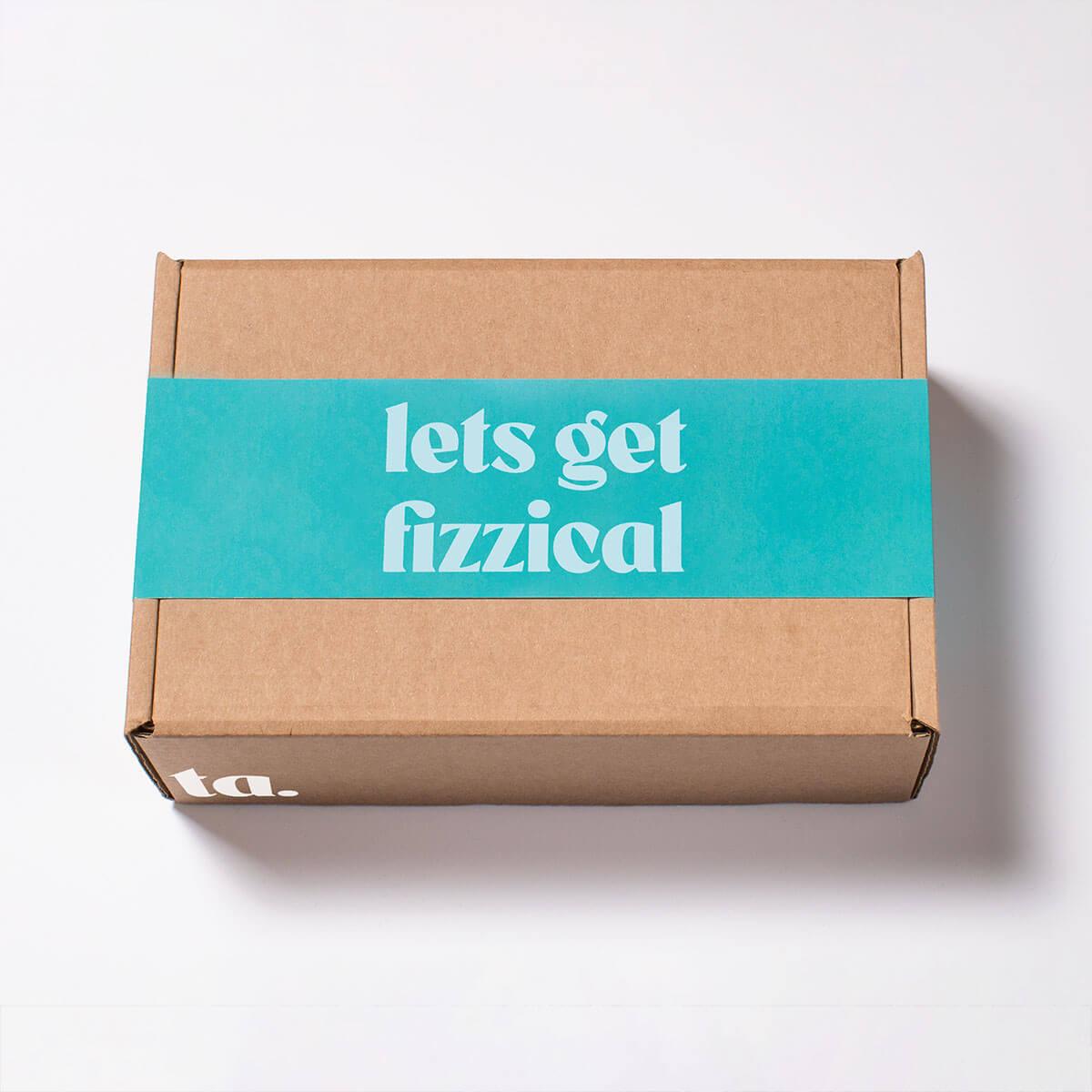 Lets get fizzical ta. box