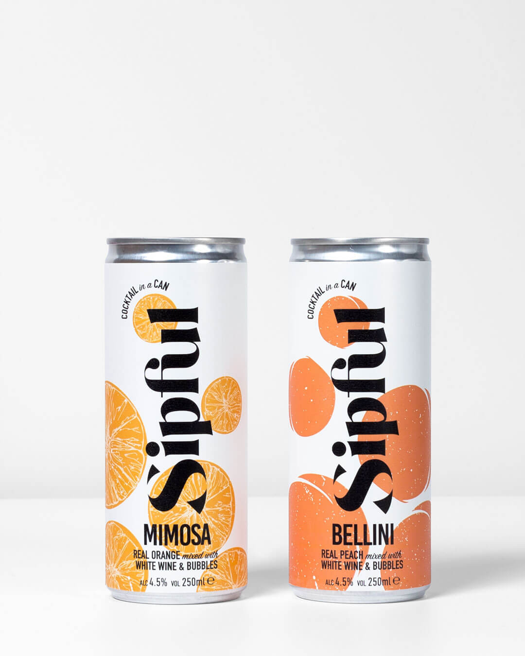 Sipful Cocktail Cans