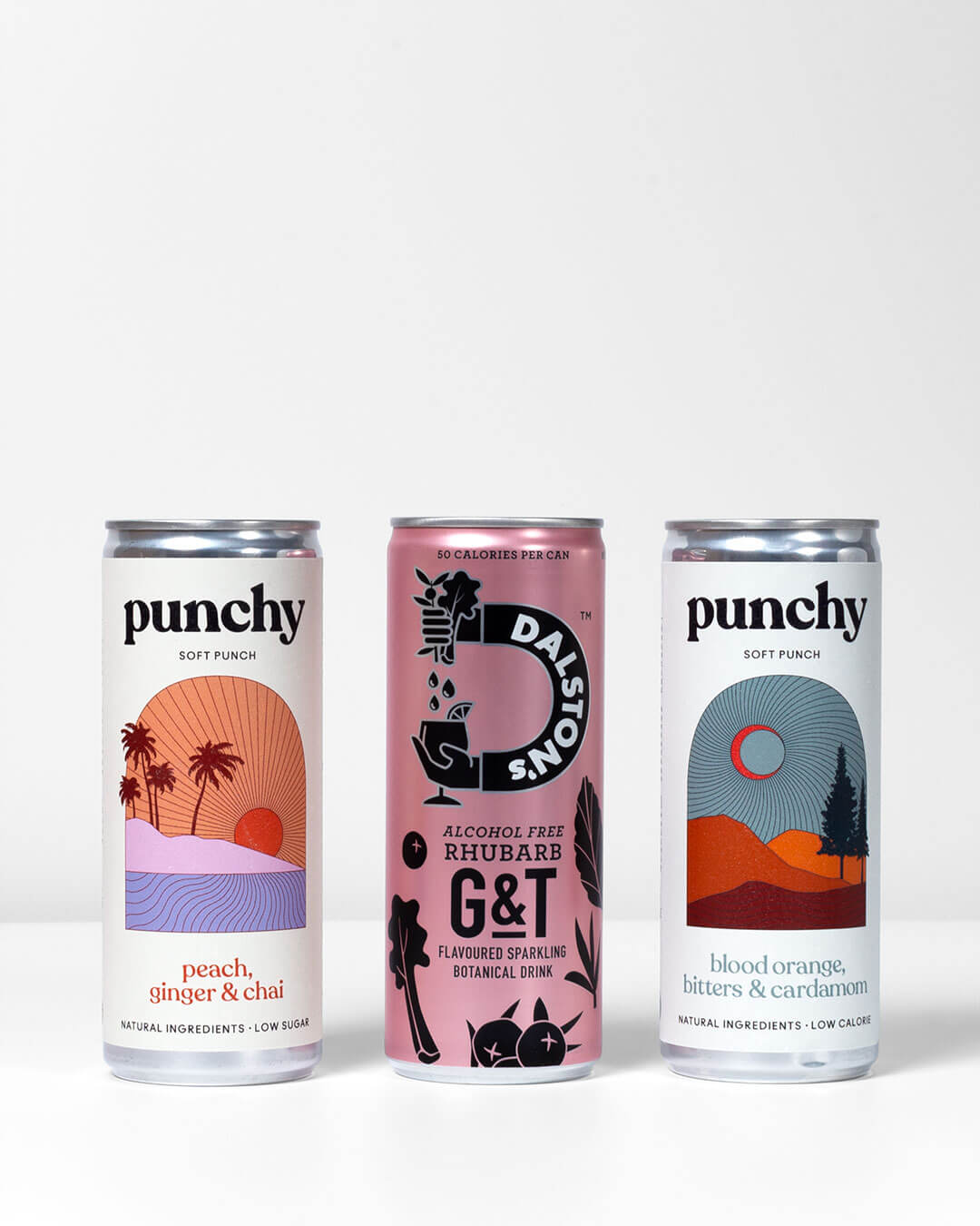 Punchy & Dalston's AF G&T Cans