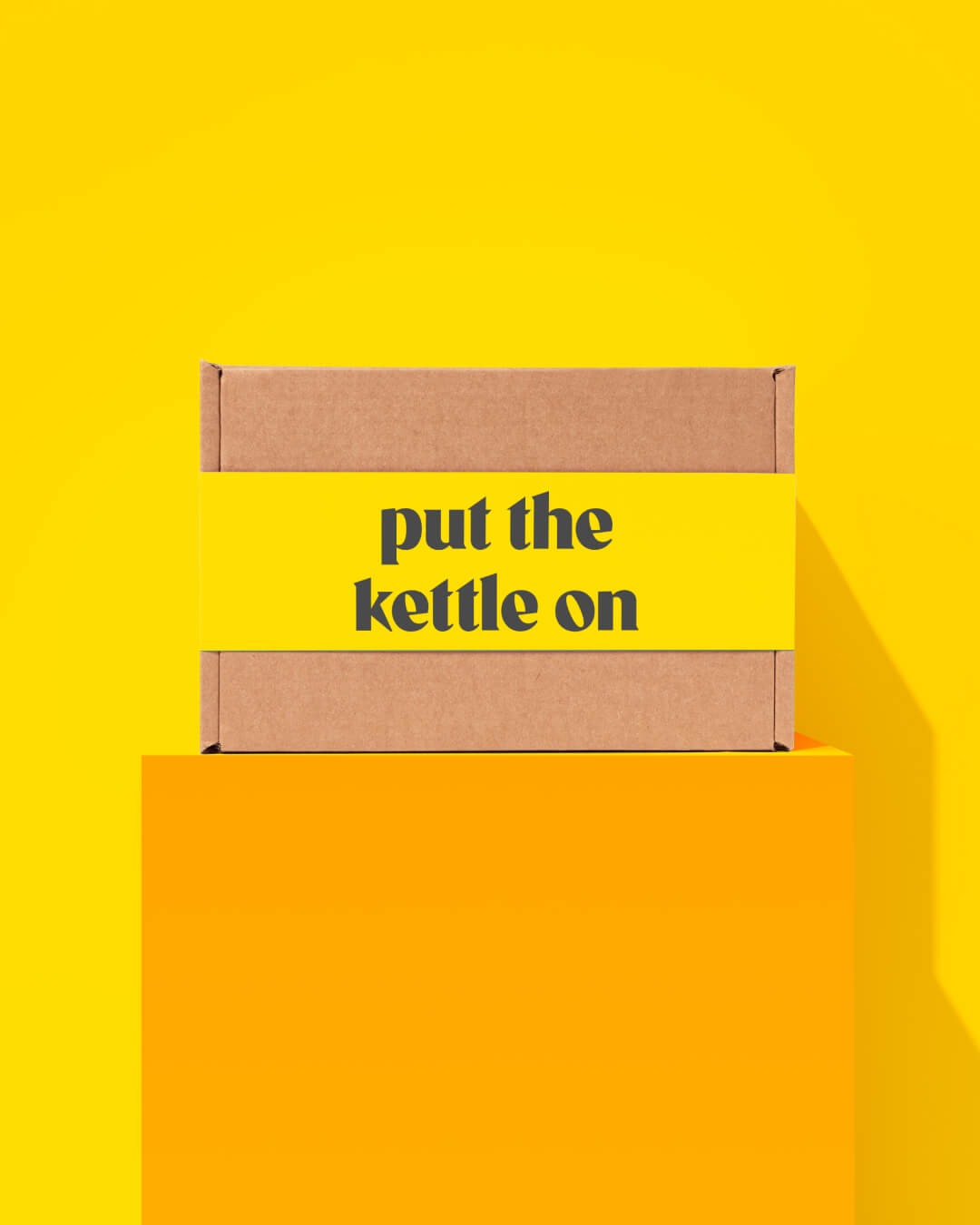 ta. tea box packaging