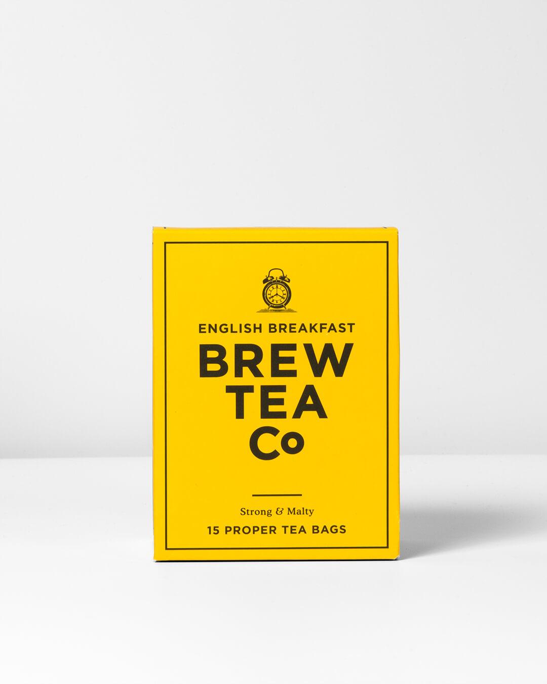 brew tea tea bag box