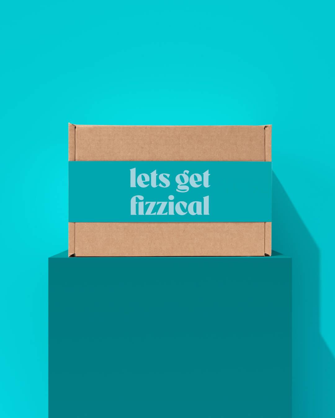 ta. hard seltzer box packaging