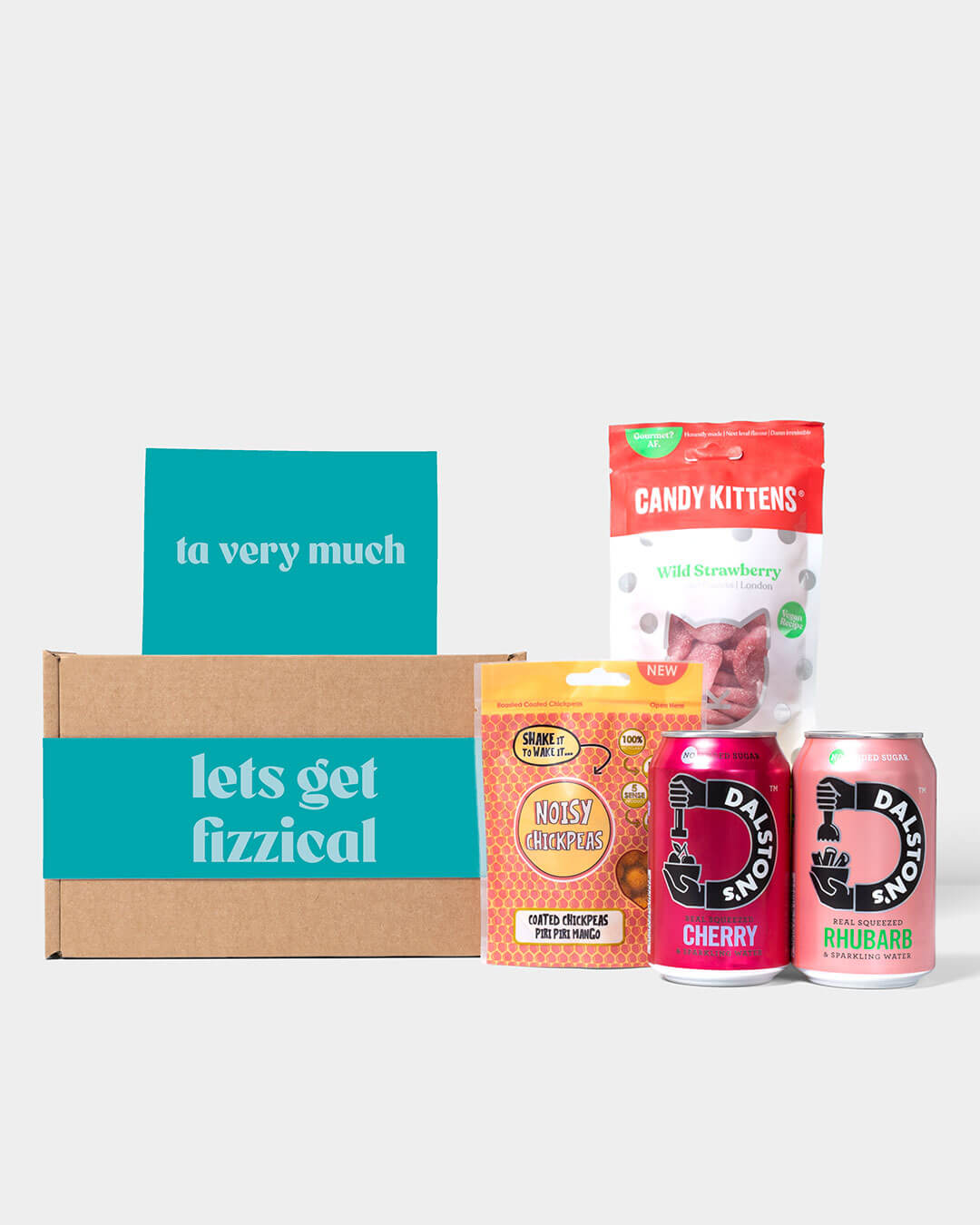 Soft Seltzer Box, and two cans of Dalston's Soft Seltzers