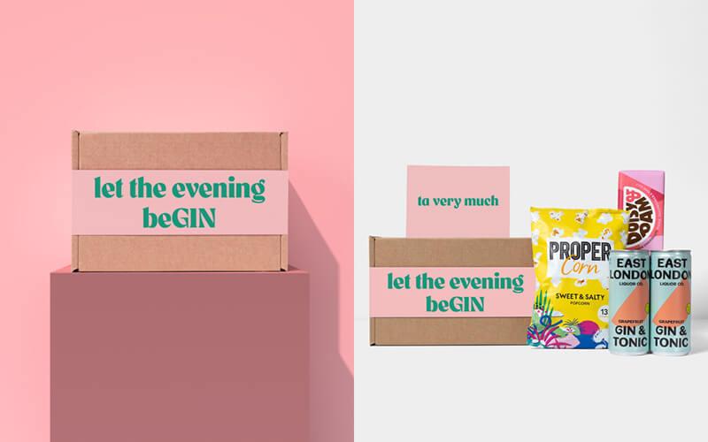 ta. spirit & mixer gift box