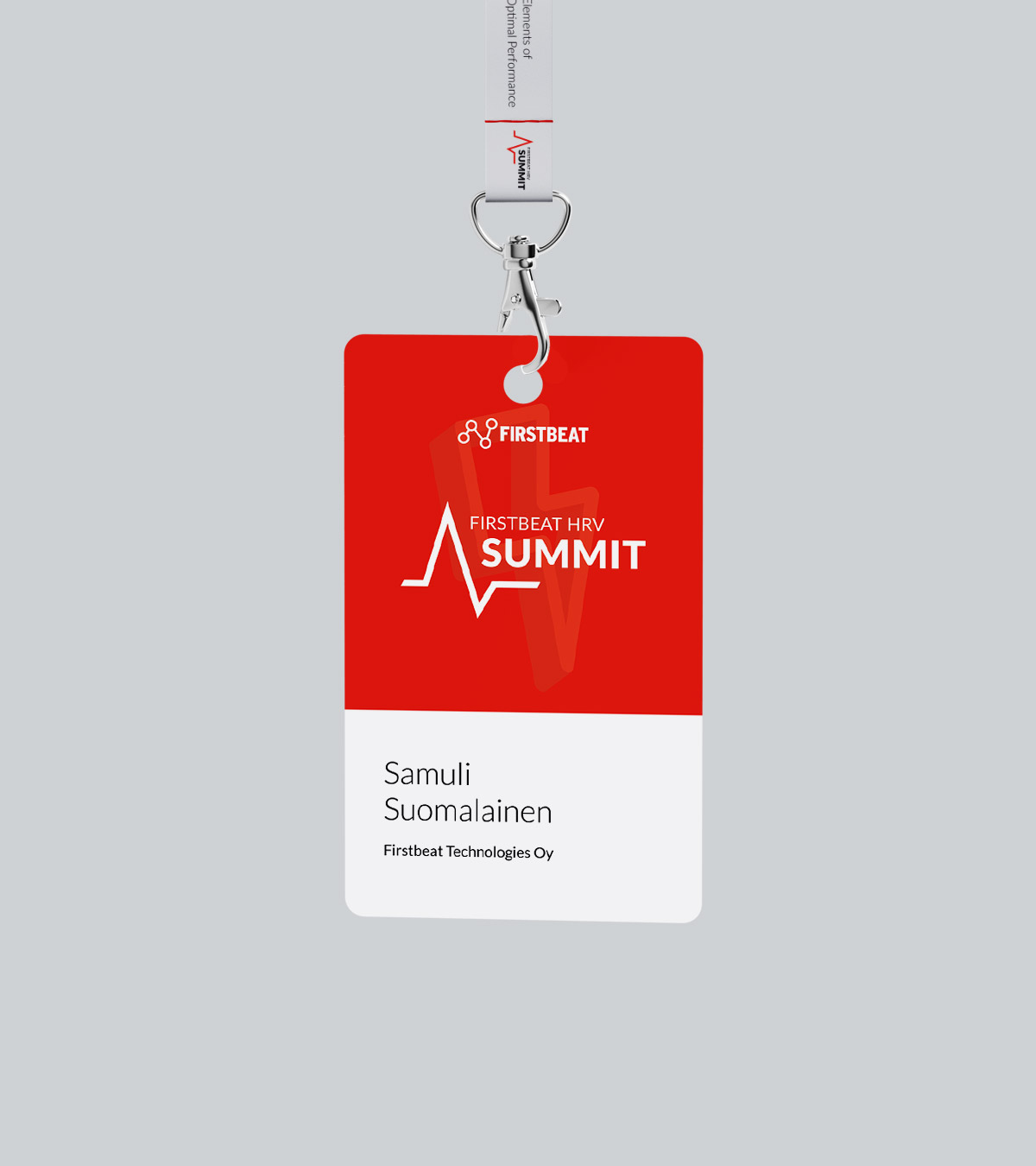 Firstbeat HRV Summit project image
