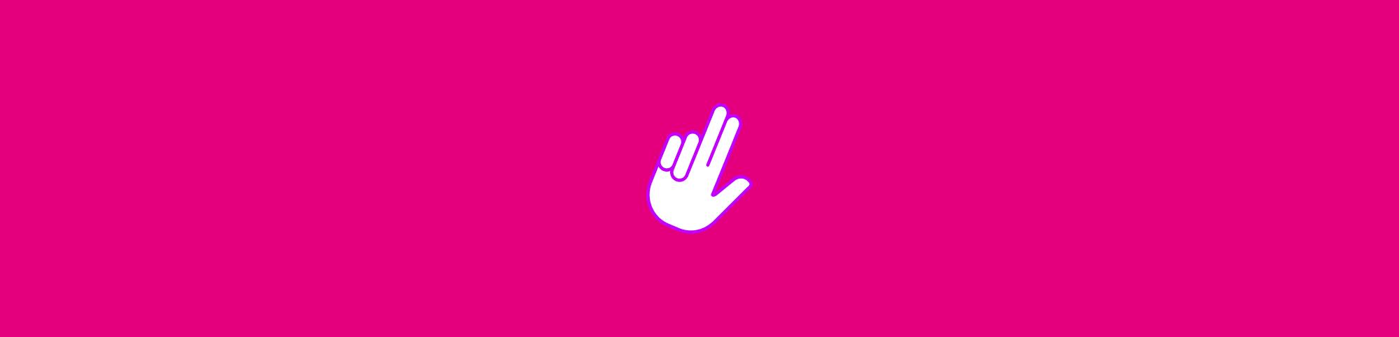 Lenguaje de señas mexicanas logo