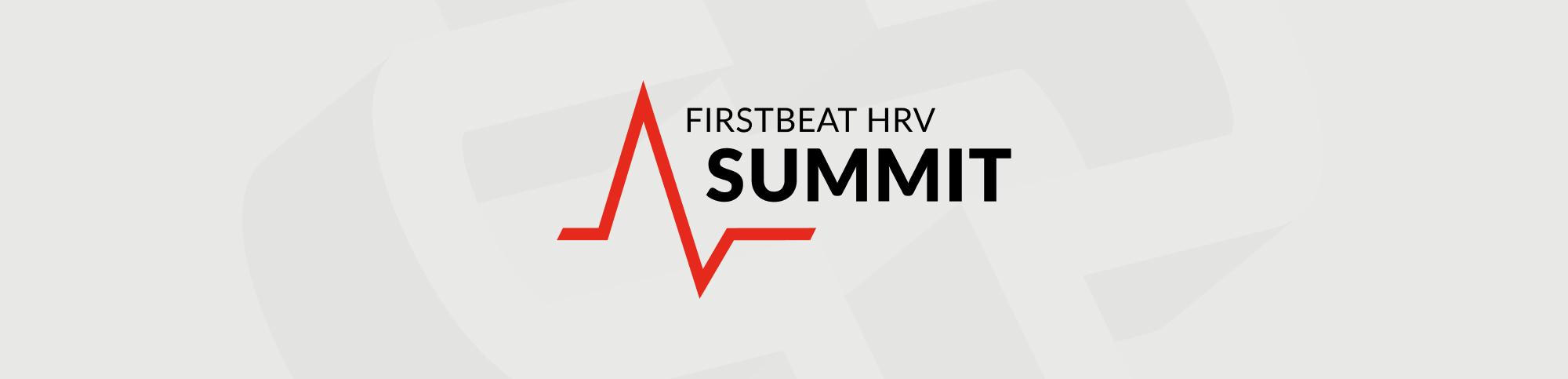 Firstbeat HRV Summit logo
