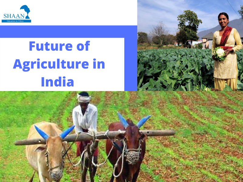 The Future of Agriculture in India