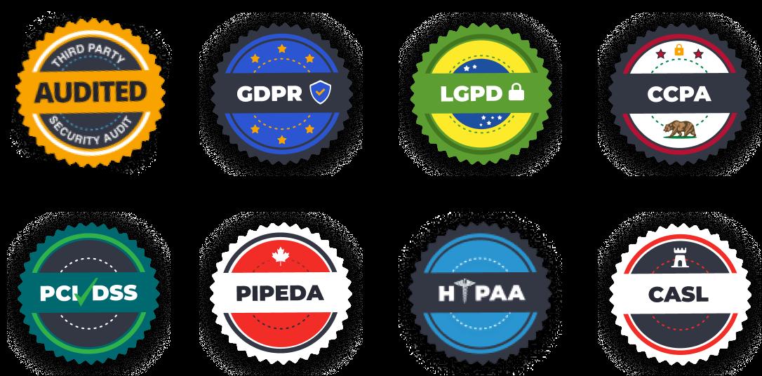 Compliances Badges