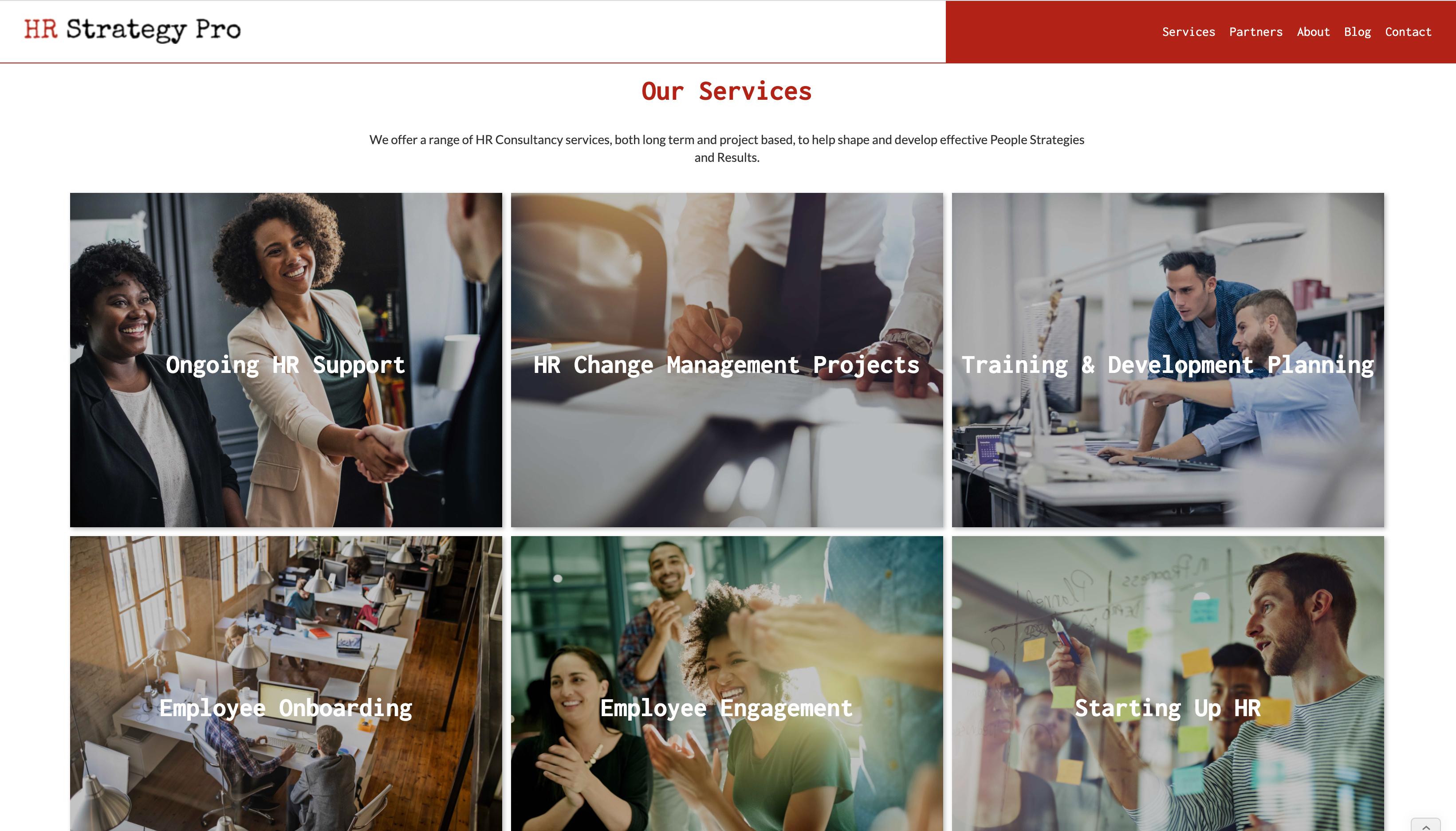 HRSP Services