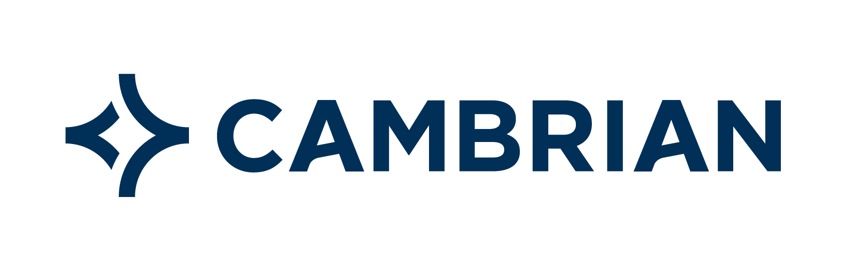 Cambrian navy logo