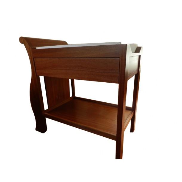 Sapele Change Table