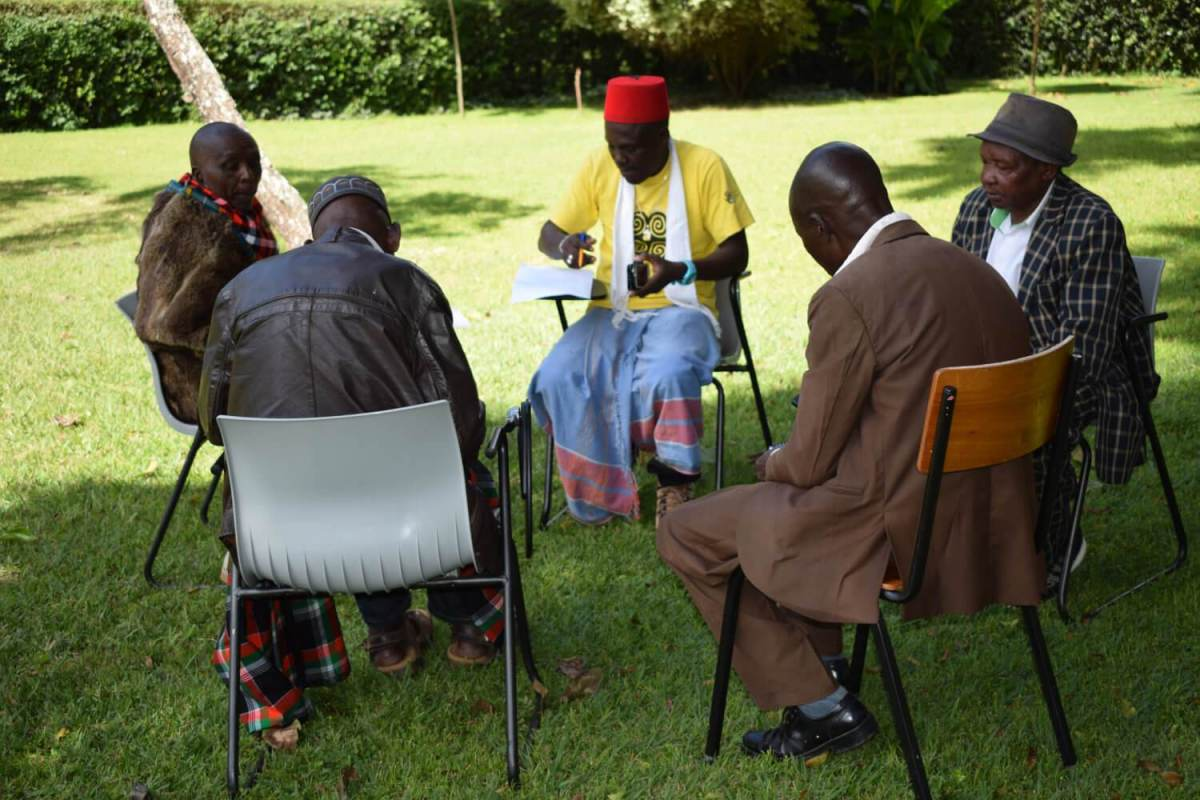 African Traditional herbalists discussion group