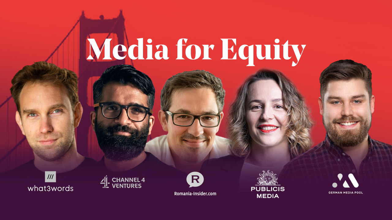 Media for Equity - An untapped investment model for the CEE