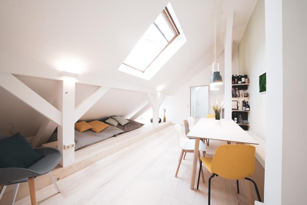 Innenansicht Deinraum - Raum für Besprechungen in München-Haidhausen