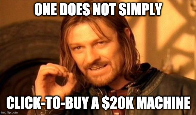 Click to buy meme