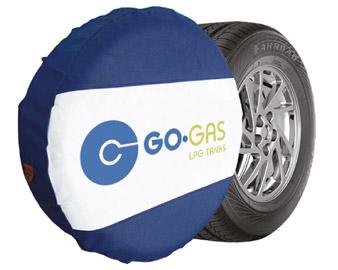 gogas δεξαμενη υγραεριο αυτοκινητου δωρο καλυμμα ρεζερβας