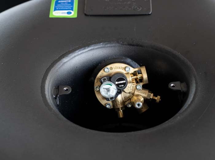 αντικατάσταση γνήσιας πολυβαλβίδας lovato gas
