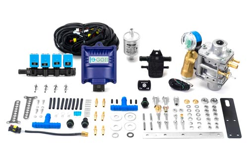 e-go σύστημα φυσικού αερίου cng lovato hellas