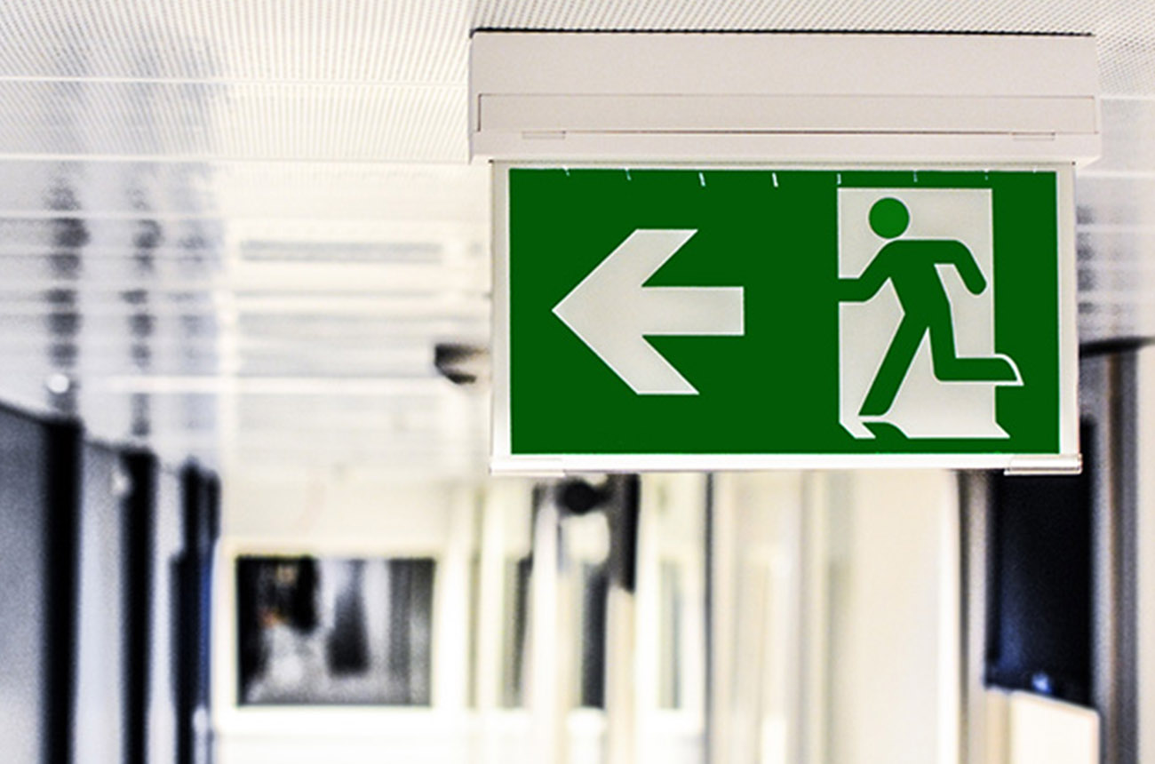 Upgrading to LED – What about the Emergency Lighting?