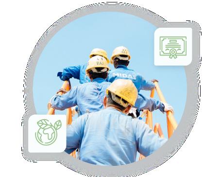 Formación Desarrollo de planes formativos y de sensibilización ambiental para empresas, grupos, instituciones, colegios adaptados a tus necesidades.