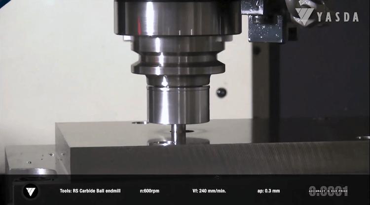 High precision die plate