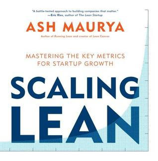 Scaling Lean Book Cover
