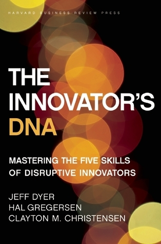 The Innovator's DNA Book Cover