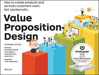 Value Proposition Design Book Cover