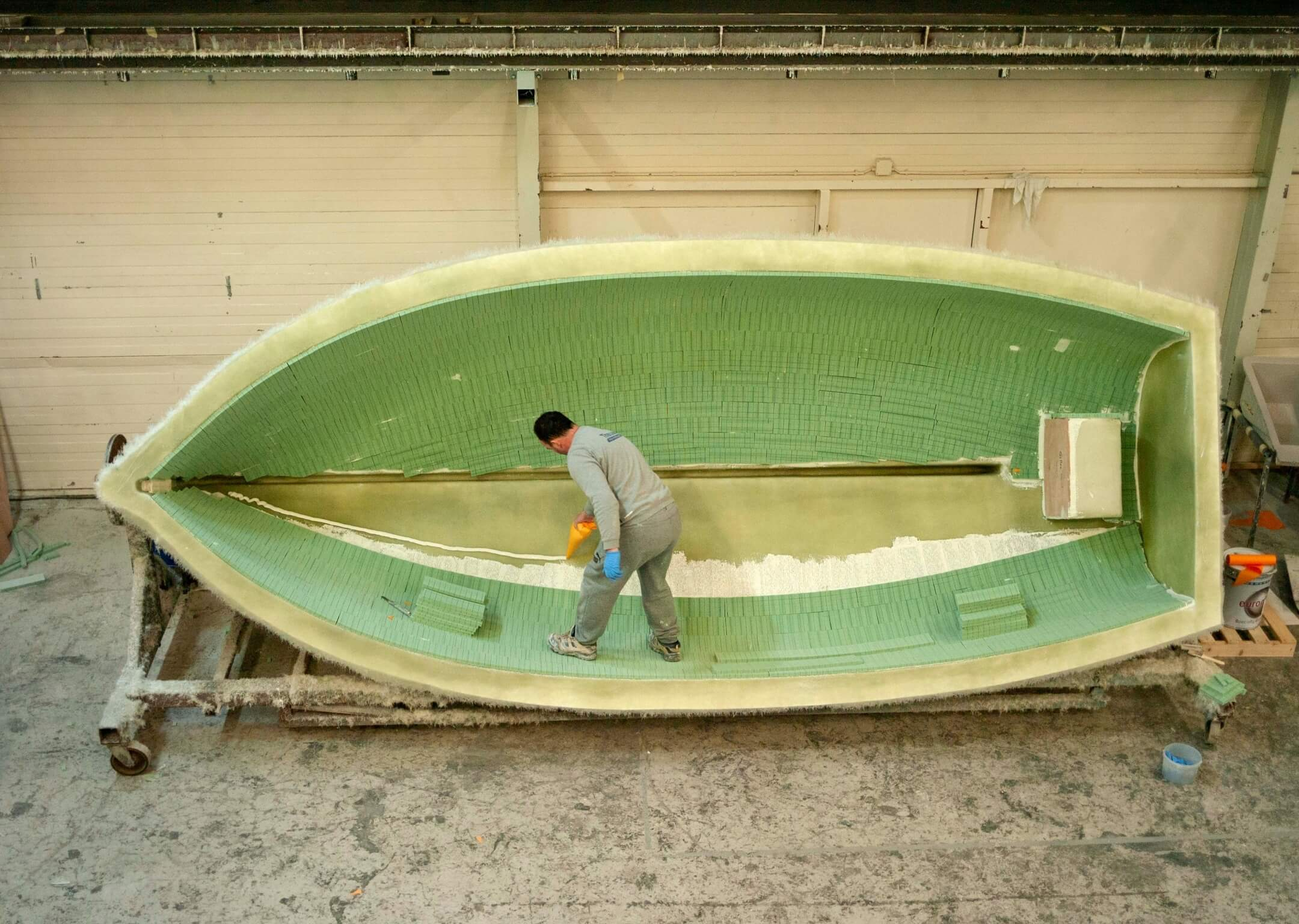 Boat for NGO Plastic Whale by Hamish Duncan on a Leica M Series