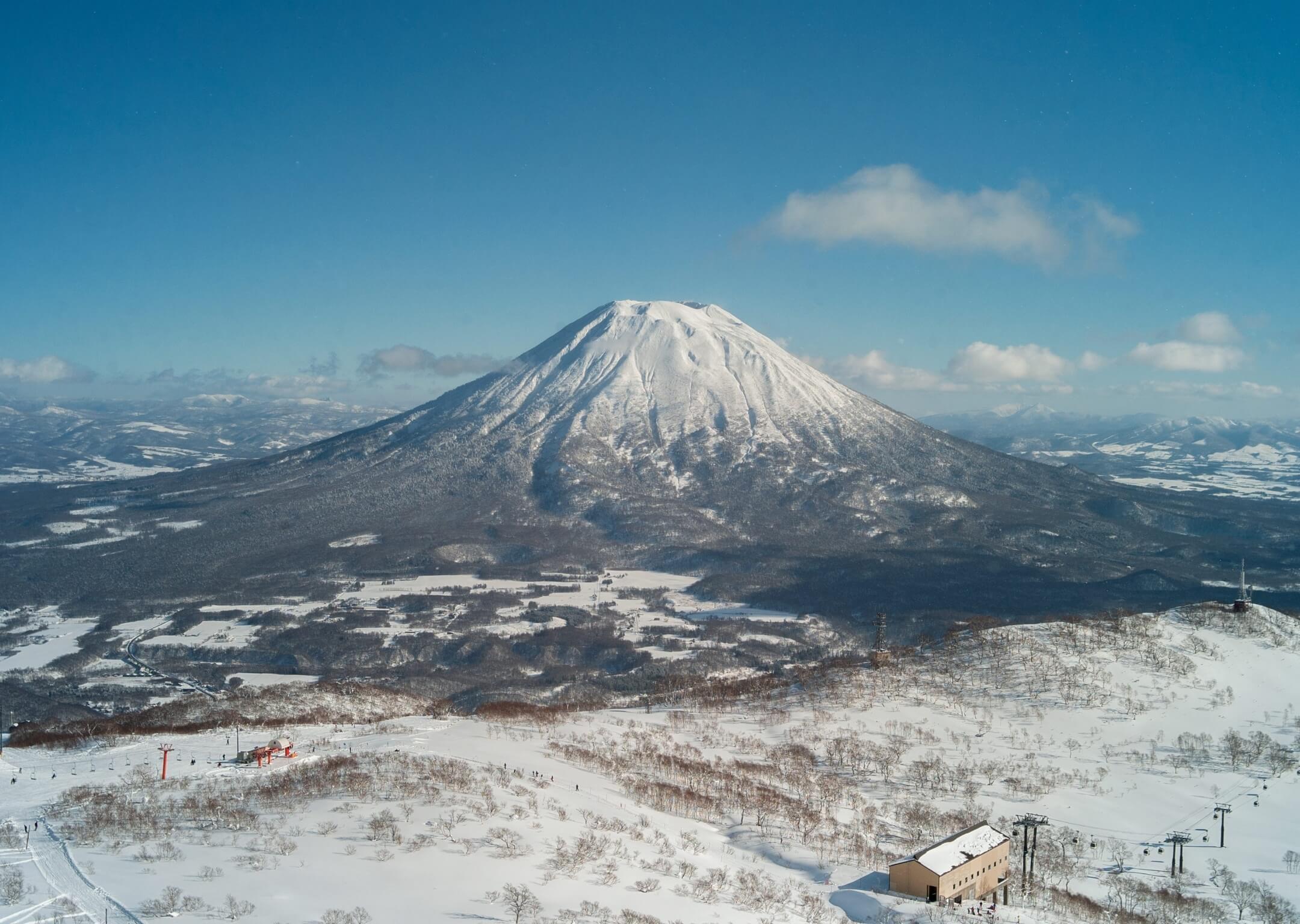 Mt Yotei, Hokkaido, Japan by Hamish Duncan on Leica M Series