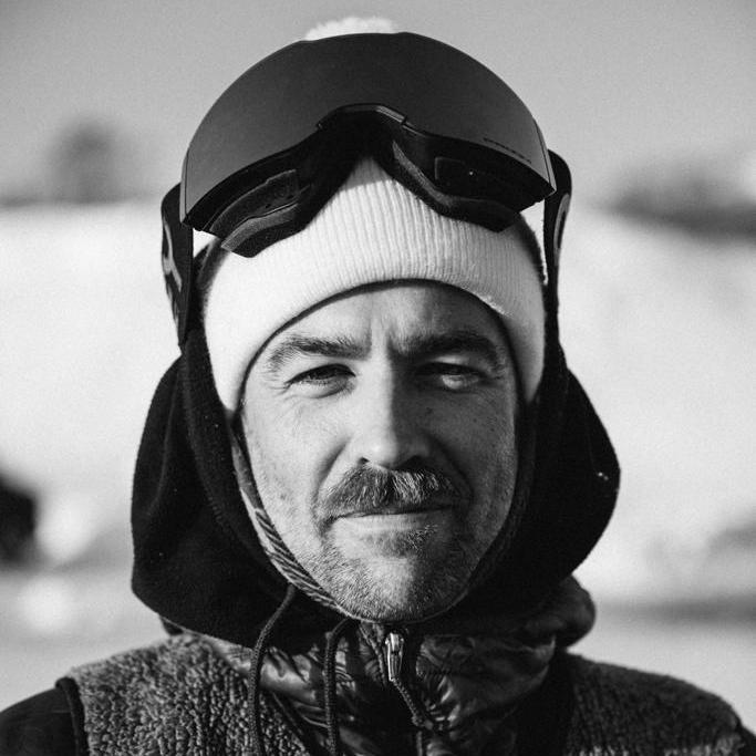 Portrait of Hamish Duncan by Owen Tozer on the island of Hokkaido, Japan