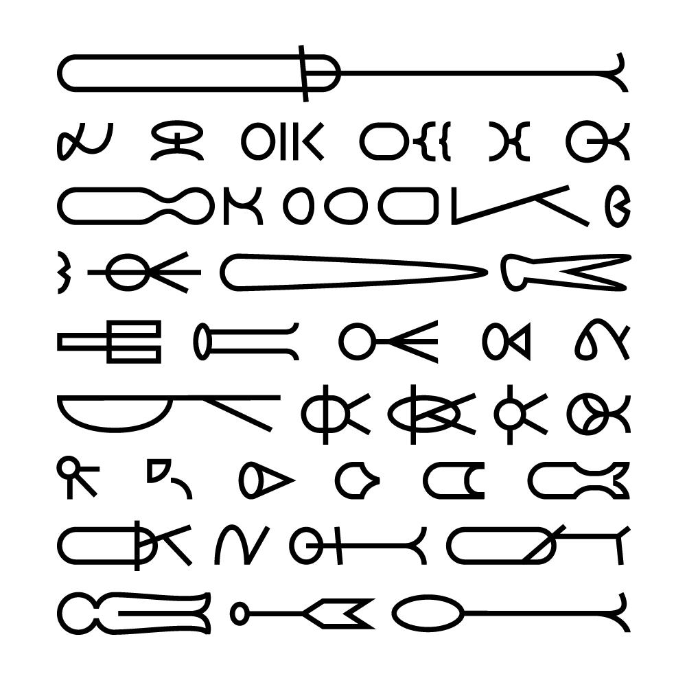 OK typeface