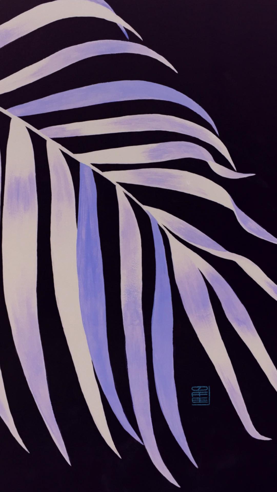 Hoja Purpura