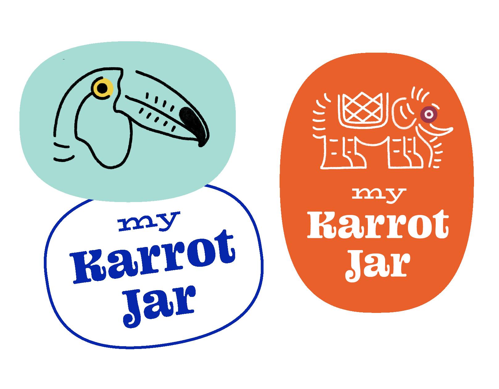 My Karrot Jar